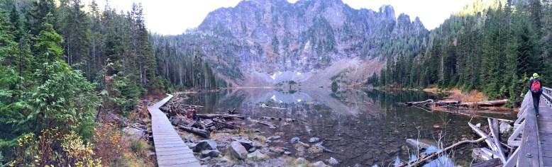 Lake 22 Pano