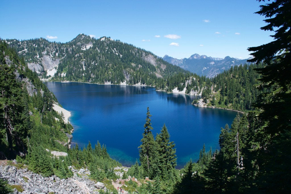Snow Lake, Washington