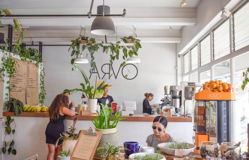 Arvo - Kaka'ako, Oahu
