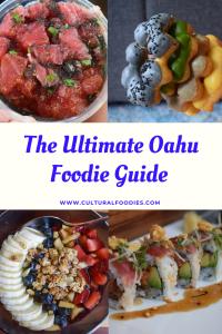 The Ultimate Oahu Foodie Guide