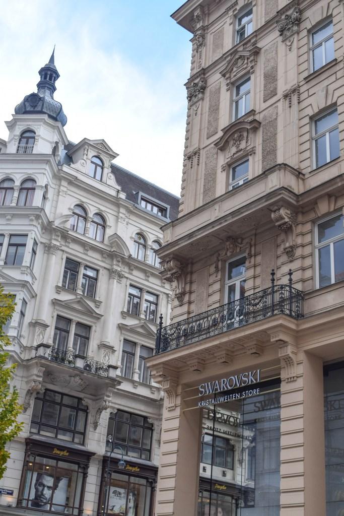 Swarovski store - Vienna, Austria