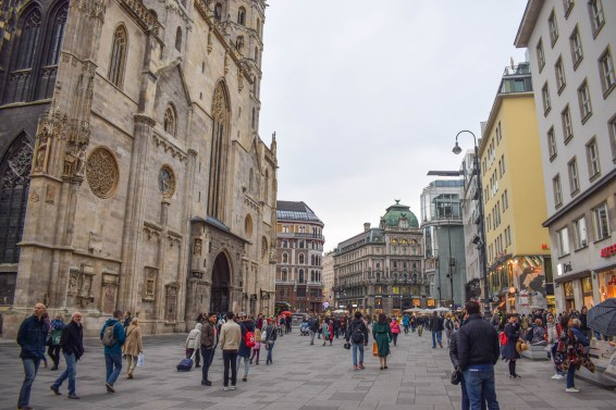 Free walking tour - Vienna, Austria
