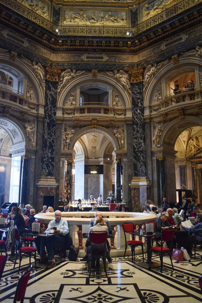 Kunsthistorisches Museum Cafe - Vienna, Austria