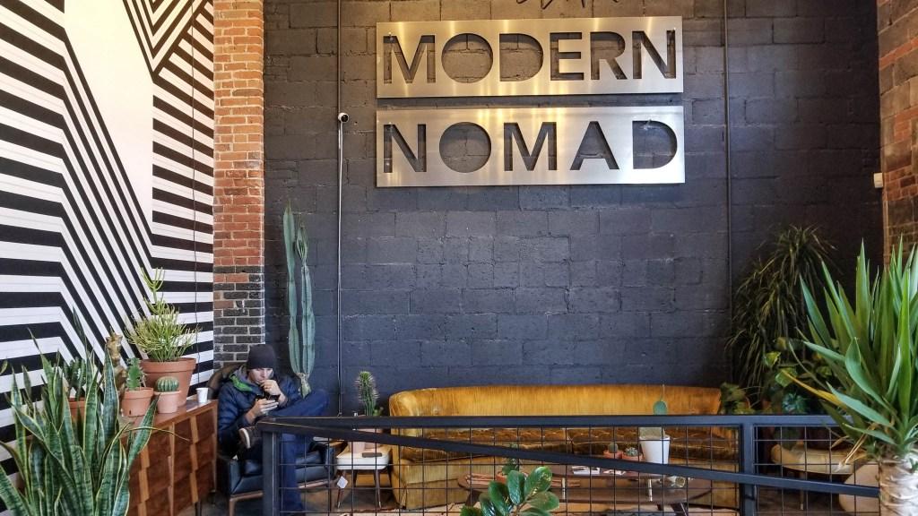 Modern Nomad Furniture Shop - RiNo Denver, Colorado