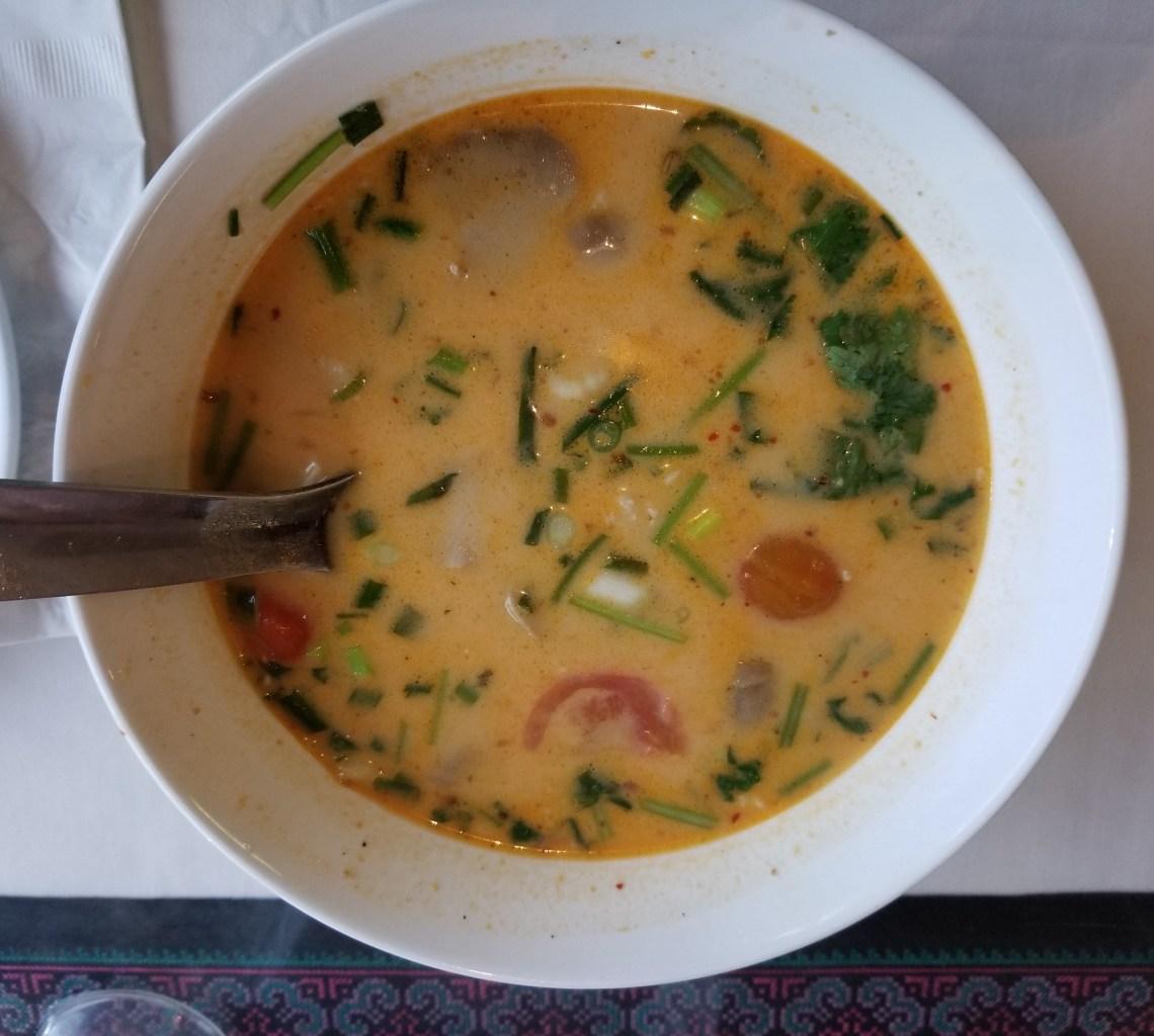 Thai Issan Tom Ka Soup