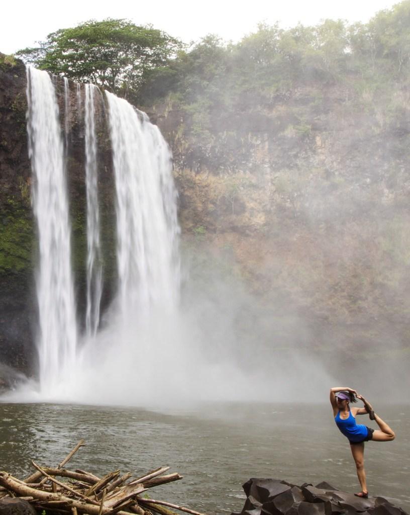 Wailua Falls Trail, Kauai