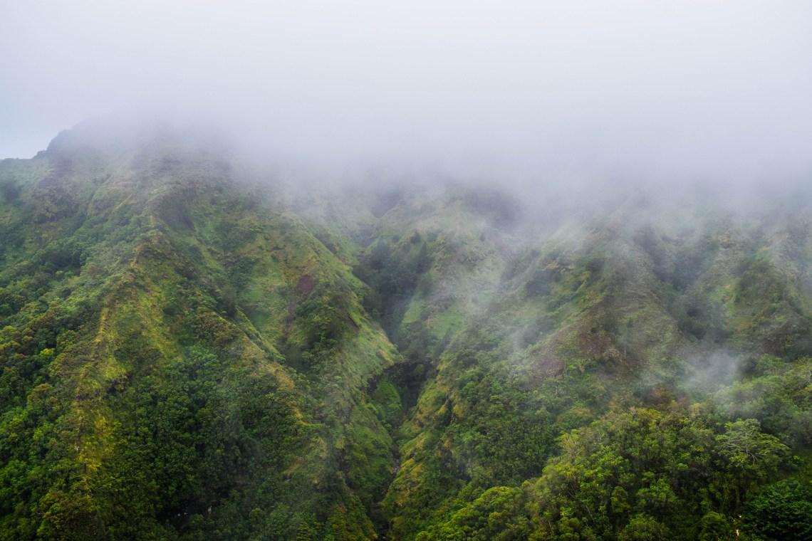 Kuliouou Mountains