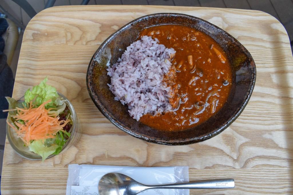 Japanese Curry - Nara, Japan