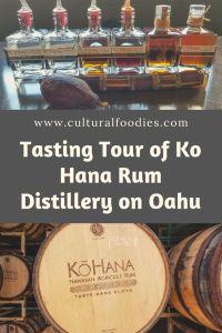 Tasting Tour of Ko Hana Rum Distillery on Oahu
