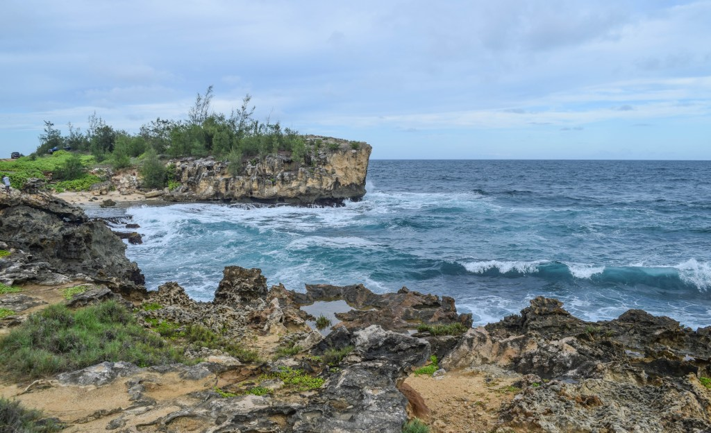 Mahaulepu Heritage Trail, Hiking on Kauai