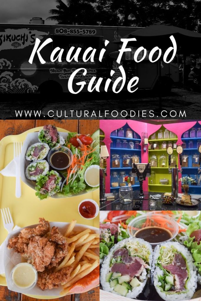 Kauai Food Guide