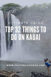Top 32 Things to do on Kauai