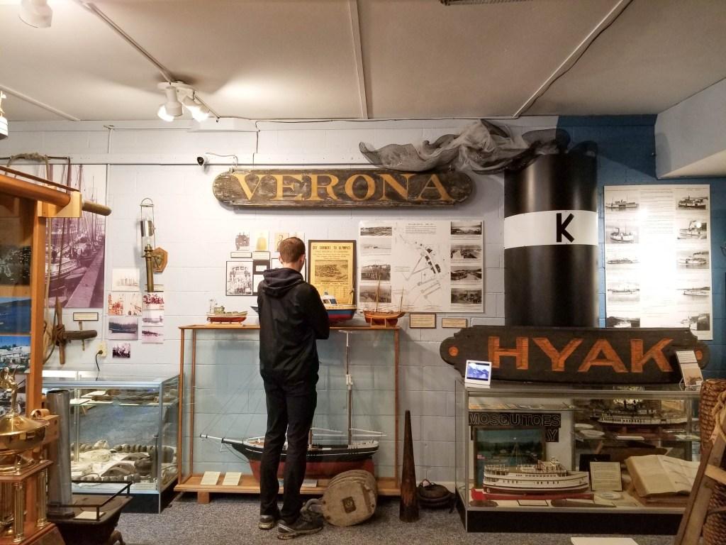 Maritime Museum, Poulsbo, Washington