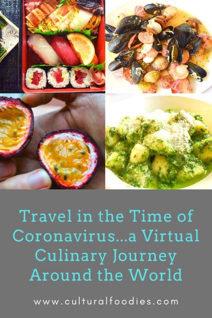 Culinary Journey Around the World