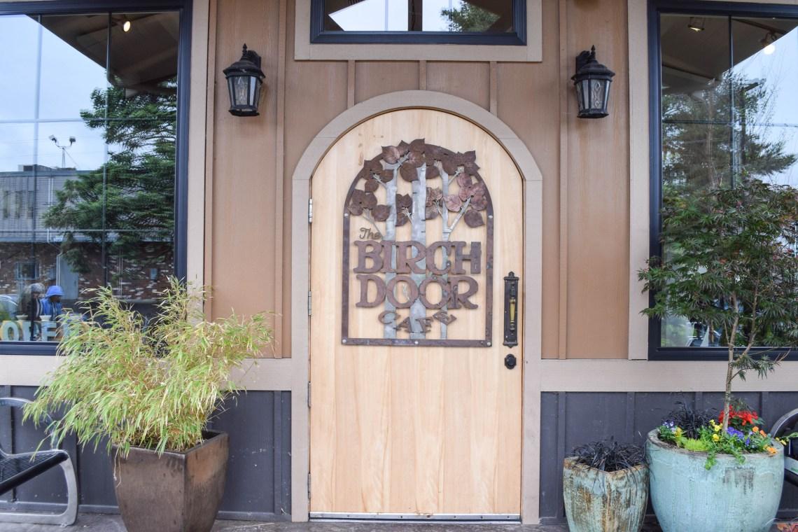 Birch Door Bellingham