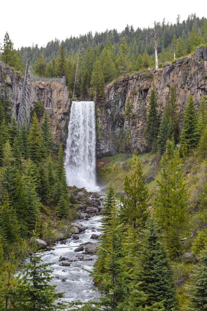 Tumalo Falls - Bend, Oregon