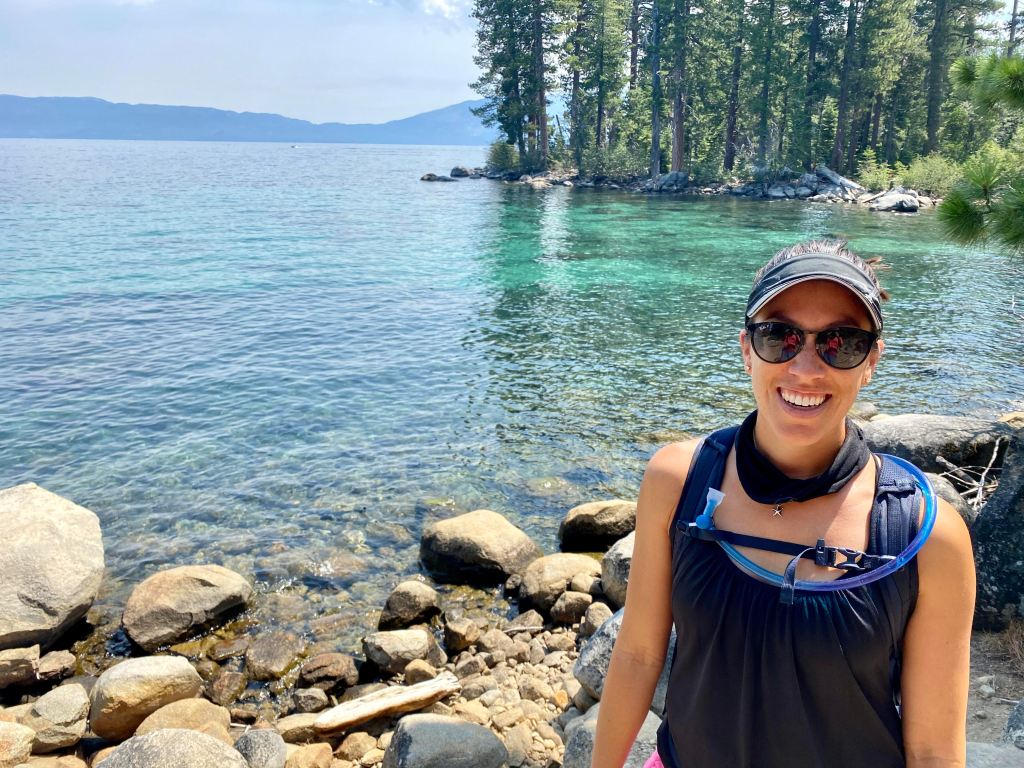 Rubicon Trail, Lake Tahoe
