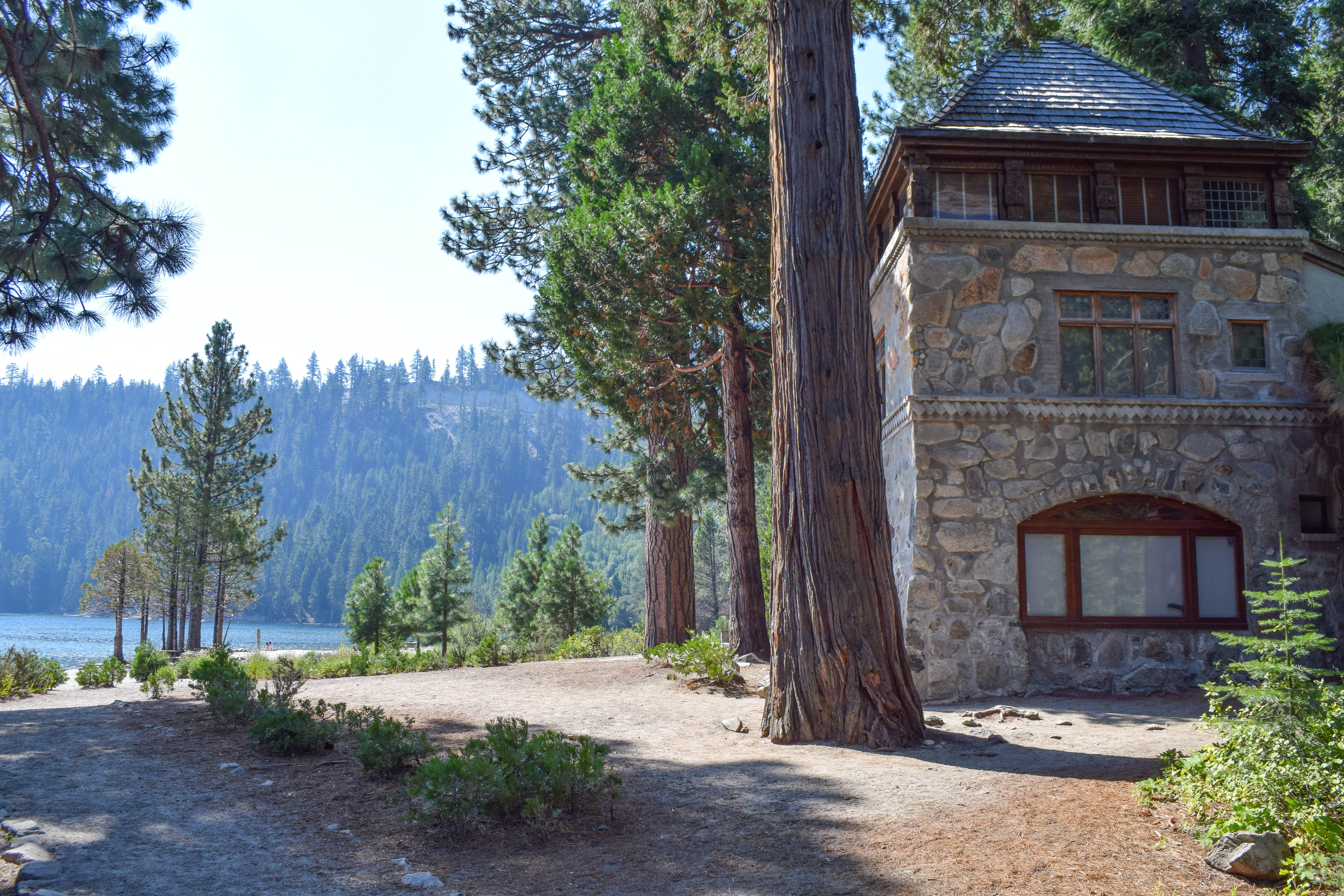 Vikingsholm Emerald Bay