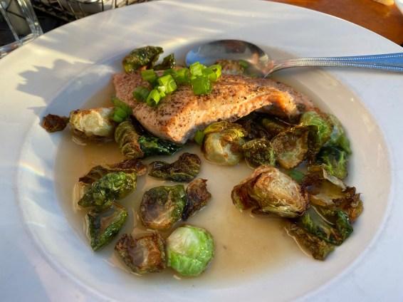 Blondie's Plate Fish
