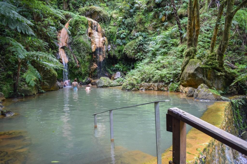 Hot Springs, Sao Miguel, Azores
