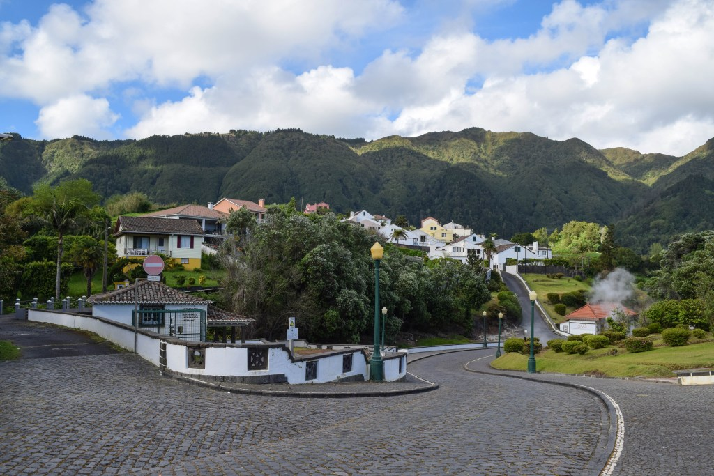 Furnas, Sao Miguel Island, Azores