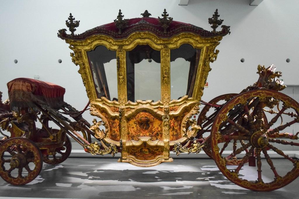 Museu dos Coches, Lisbon