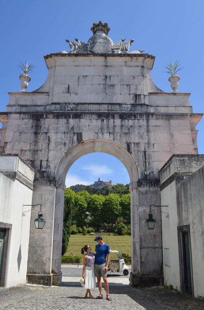 Sintra Palace, Portugal