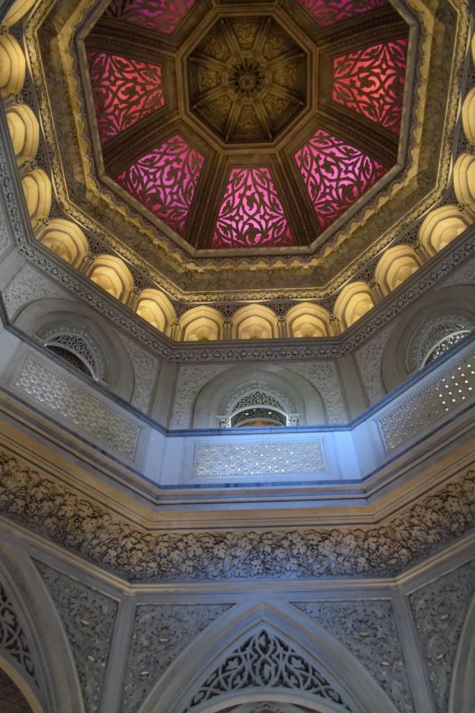 Palace of Monserrate: Sintra, Portugal