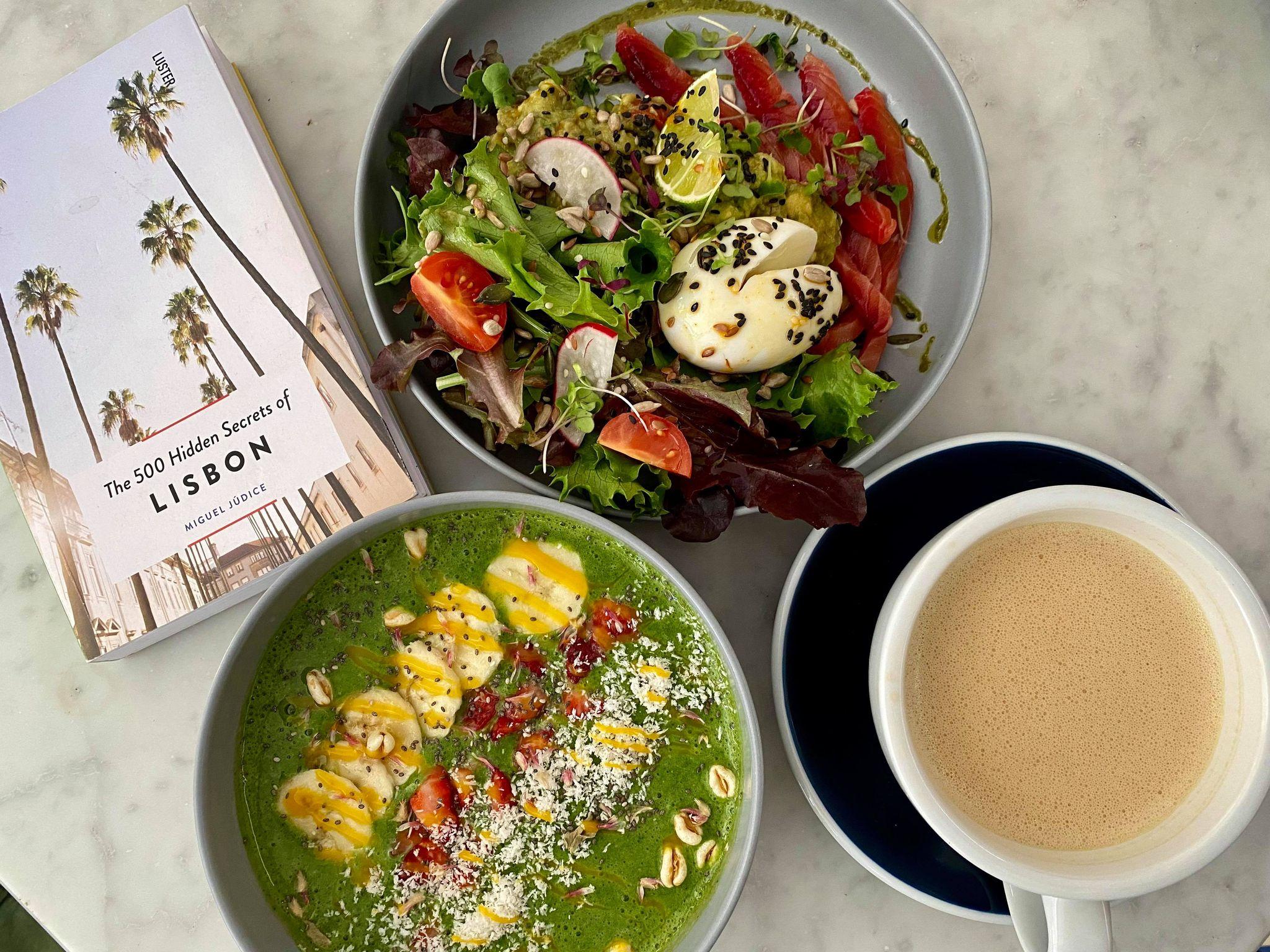 Top Lisbon Cafes