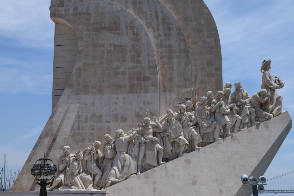Monument to the Discoveries, Belem, Portugal