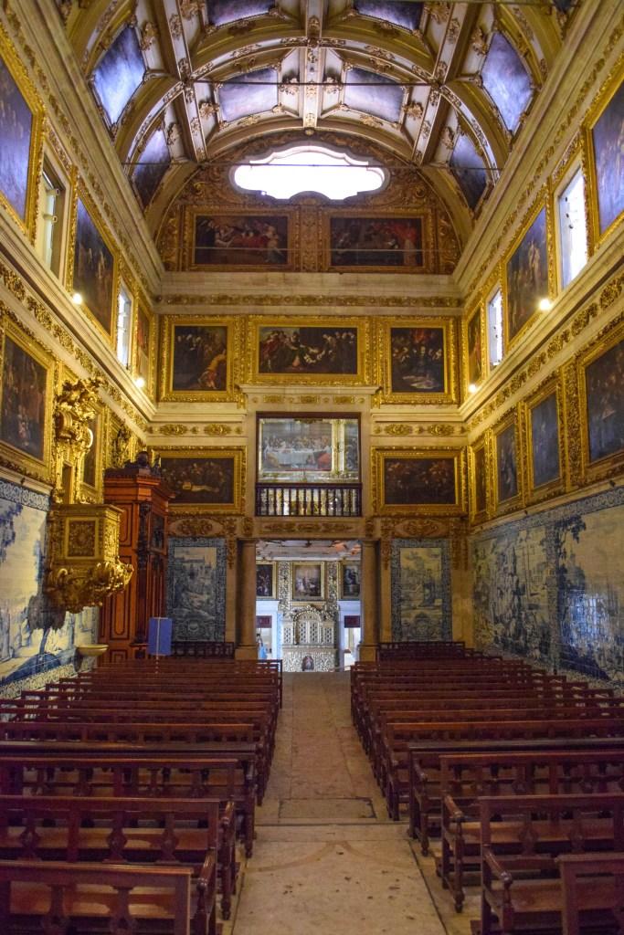 Museu do Azulejos, Lisbon