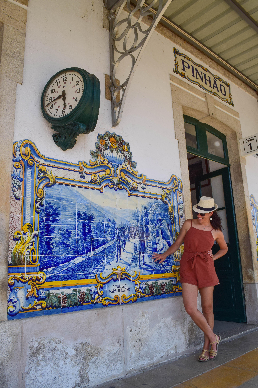 Pinhao Train Station, Douro Valley