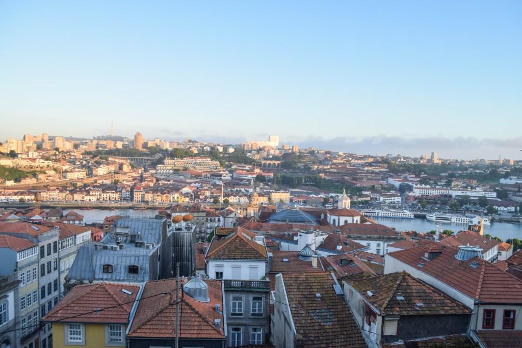 Miradouro da Vitoria - Porto, Portugal