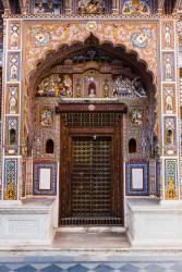 CulturallyOurs Exploring Painted Havelis Mansions In Shekhawati Rajasthan India