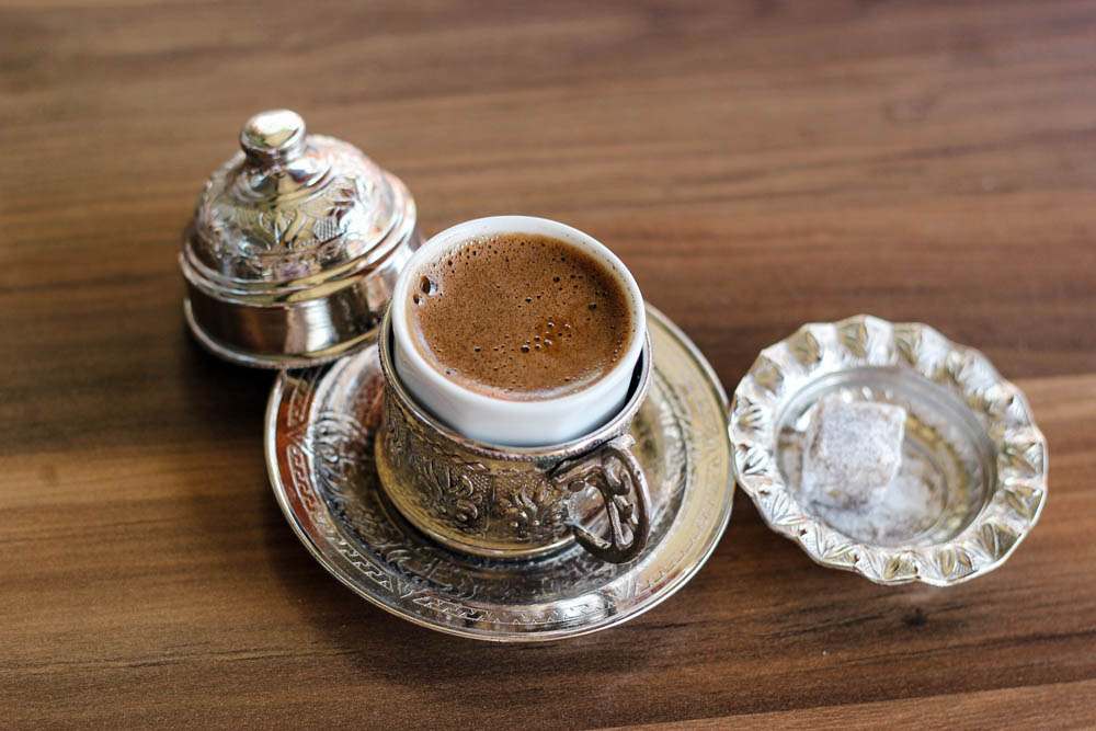 CulturallyOurs Food Guide From Kosovo Coffee