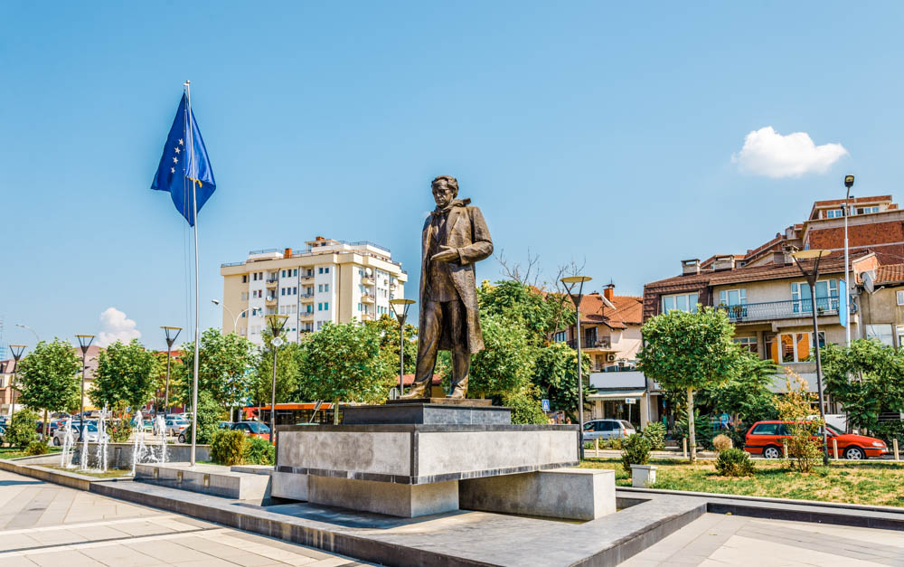 CulturallyOurs Food Guide From Kosovo Ibrahim Rugova in Pristina