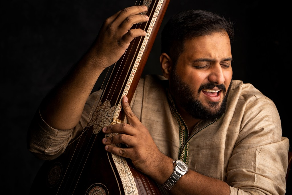 Vignesh Ishwar Carnatic Music Chennai India Podcast Interview