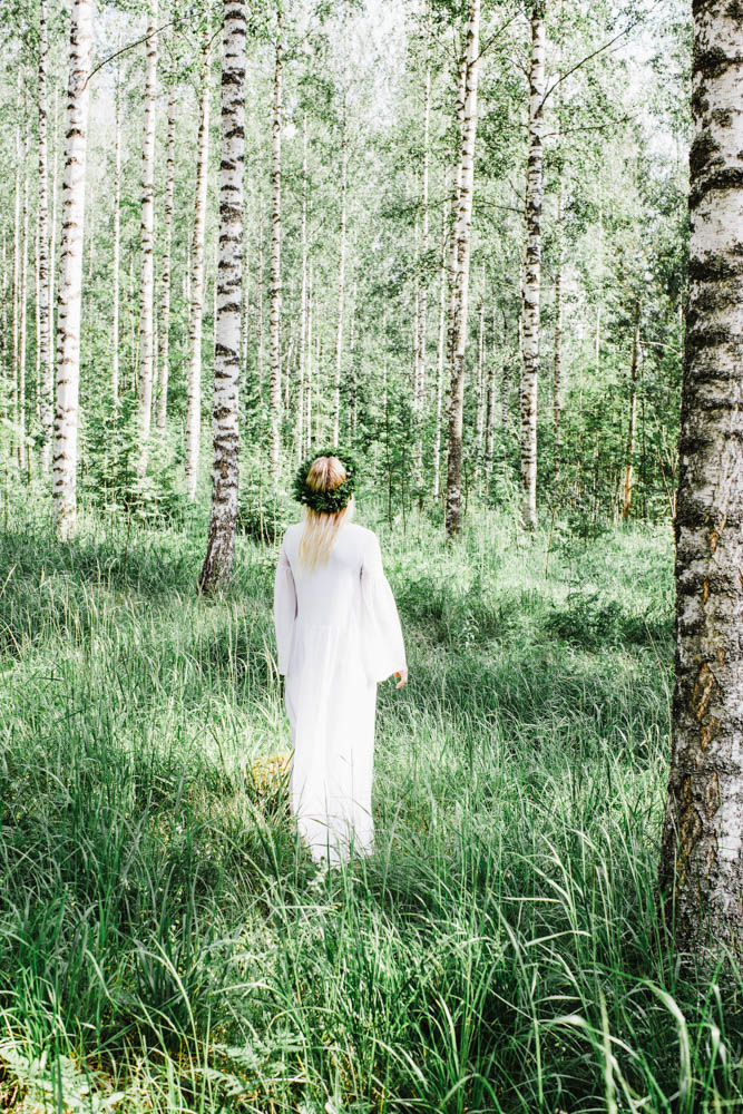 CulturallyOurs Mid-Summer Solstice Traditions Finland