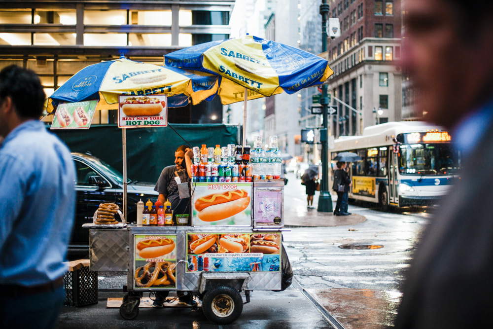 CulturallyOurs Countries With The Best Food - New York City
