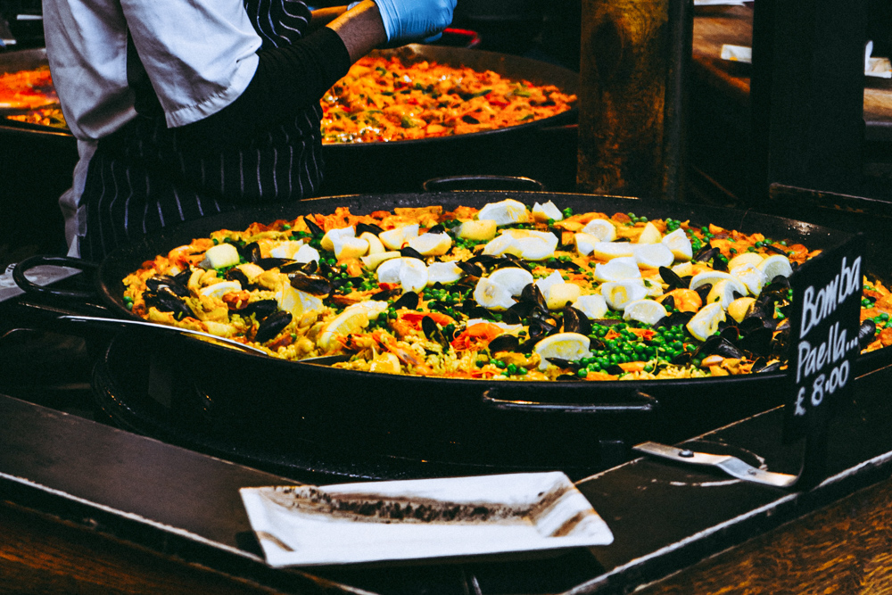 CulturallyOurs Countries With The Best Food - Spanish Paella