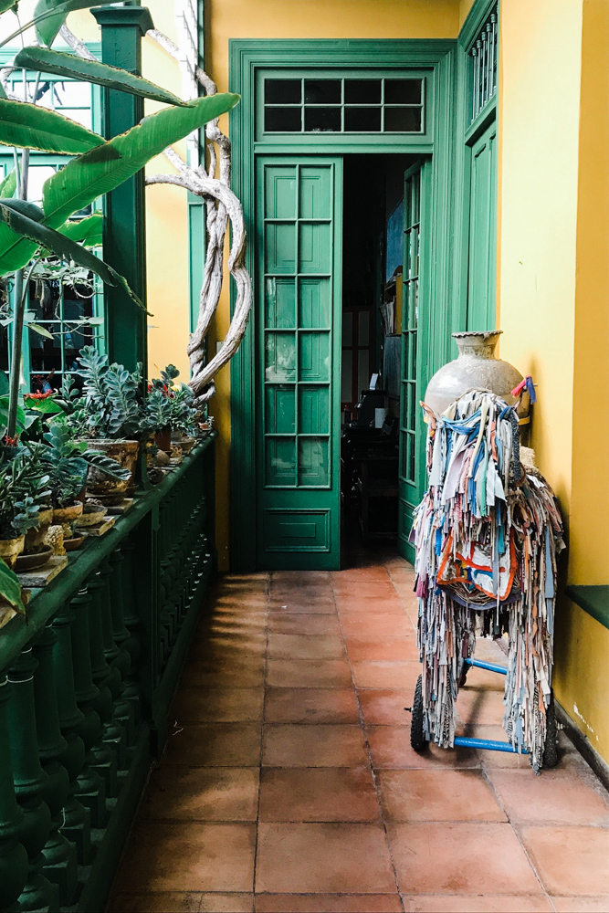 CulturallyOurs Explore Lima Peru With A Local - Local Colors And Art