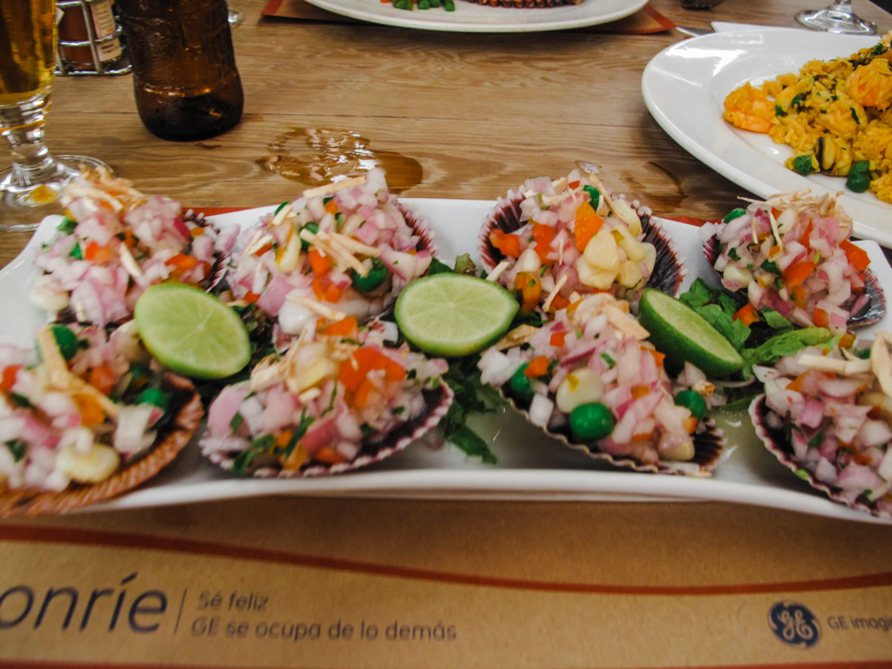 CulturallyOurs Explore Lima Peru With A Local - Local Cuisine Ceviche