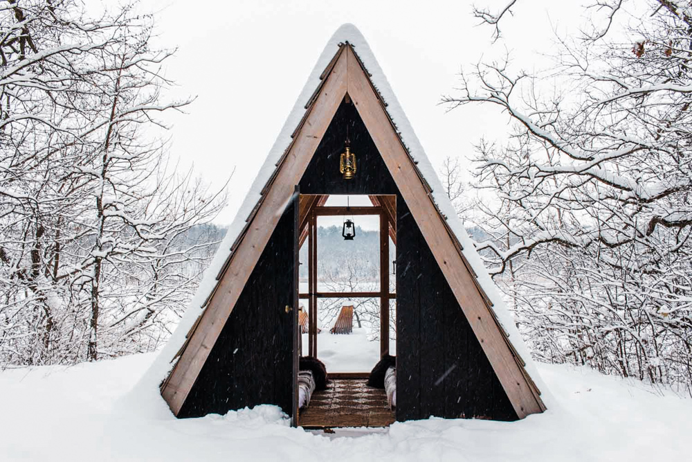 CulturallyOurs Luxury And Unique Glamping In The US - Camp Wandawega Wisconsin