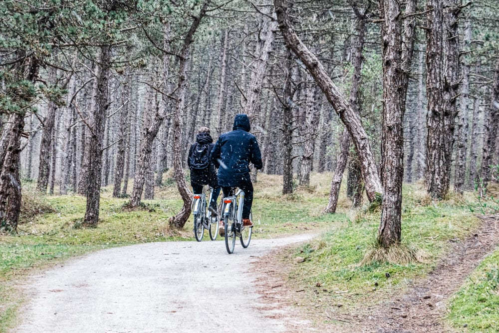 CulturallyOurs Hiking Trail Etiquette With Bikes