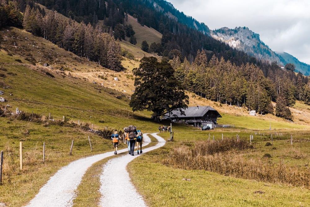 CulturallyOurs Hiking Trail Etiquette