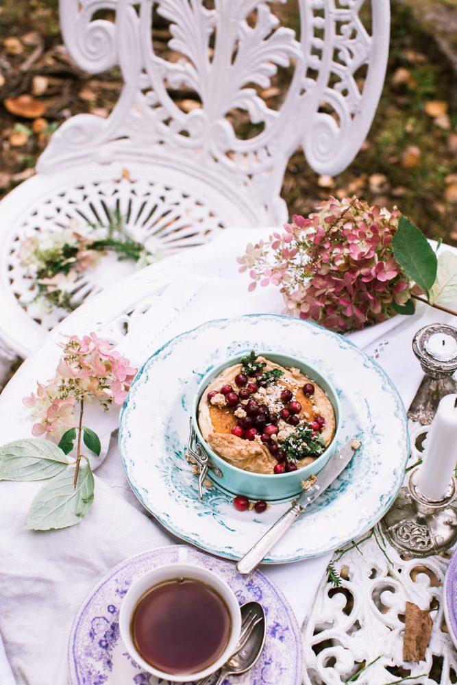 CulturallyOurs Nordic Style Pumpkin Pie