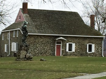 Washington's Headquarters main house