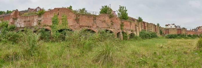 Fort Burgoyne placemaking heritage