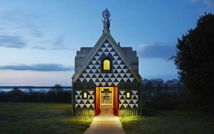 A House for Essex Grayson Perry Charles Holland