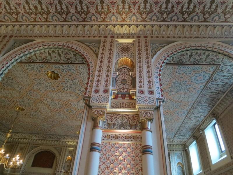 Tiled dining room Hotel Halm Konstanz